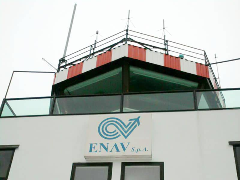 Impianti Elettrici Torre controllo ENAV Padova