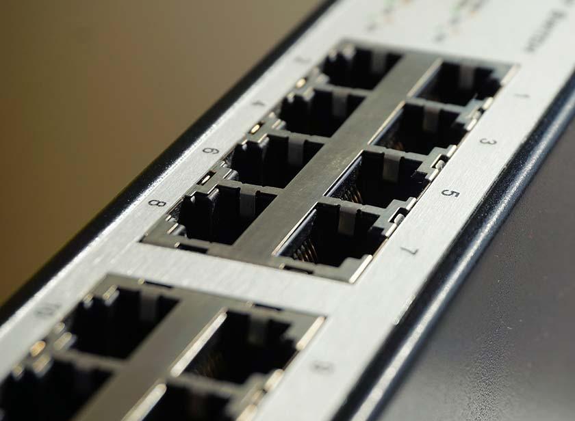 Reti in fibra ottica, wifi, rame